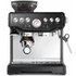 Sage BES870BSUK Barista Express Bean-to-Cup Coffee Machine - Black: Image 1