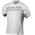 Better Bodies Symbol Printed T-Shirt - White: Image 1