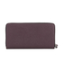 Calvin Klein Sofie Large Leather Purse - Claret: Image 2