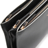 Paul Smith Accessories Women's Triple Zip Leather Clutch Bag - Fawn: Image 5