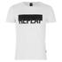 REPLAY Men's Printed Logo Crew Neck T-Shirt - Optical White: Image 1