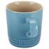 Le Creuset Stoneware Mug, 350ml - Teal: Image 2