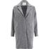 Selected Femme Women's Sandrias Wool Coat - Dawn Blue: Image 1