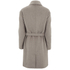 Maison Scotch Women's Wrapover Wool Coat - Brown: Image 2