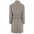 Maison Scotch Women's Wrapover Wool Coat - Brown: Image 2