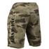GASP Thermal Shorts - Green Camoprint: Image 2