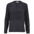 Custommade Women's Noor Shirt - Dark Navy: Image 1