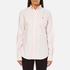 Polo Ralph Lauren Women's Harper Shirt - Pink/White: Image 1