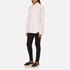 Polo Ralph Lauren Women's Harper Shirt - Pink/White: Image 4
