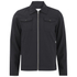 Wood Wood Men's Charles Zipped Jacket - Navy: Image 1