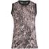 McQ Alexander McQueen Women's Fanzine Sleeveless Top - Pink: Image 1
