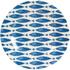 Sieni Fishie on a Dishie Melamine 8