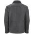 Paul Smith Red Ear Men's Reversible Shearling Donkey Jacket - Elephant Grey: Image 2