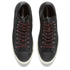 Converse Men's Chuck Taylor All Star Suede/Leather Hi-Top Trainers - Black/Papaya/Turtle: Image 2
