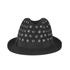 REDValentino Women's Stud Trilby Hat - Black: Image 1
