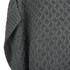 MICHAEL MICHAEL KORS Women's Texture Poncho - Grey: Image 6