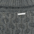 MICHAEL MICHAEL KORS Women's Texture Poncho - Grey: Image 5