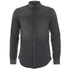 BLK DNM Men's 5 Long Sleeve Shirt - Black: Image 1