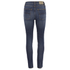 Nudie Jeans Women's Pipe Led Denim Jeans - Navy Night: Image 2