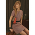 HUGO Women's Kailasi Shift Dress - Bright Orange: Image 2