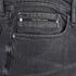 Calvin Klein Men's Slim Fit Jeans - Black Smoke Comfort Denim: Image 3