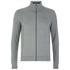 BOSS Green Men's Skax Funnel Neck Sweatshirt - Grey: Image 1