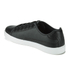 Beck & Hersey Men's Remis Perforated Trainers - Black: Image 7