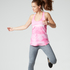 Myprotein Frauen Stringer Top Batik-Design, Pink: Image 3
