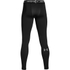 Under Armour Men's ColdGear Armour Compression Leggings - Black: Image 2