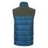 Merrell Glacio Puffer Insulated Vest - Blue: Image 2