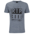 Rip Curl Men's Obvious Print T-Shirt - Ocean Marl: Image 1