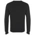 Hack Men's Vale Crew Neck Sweatshirt - Black: Image 2