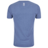 Crosshatch Men's Gazeout Print T-Shirt - Bijou Blue: Image 2