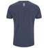 Crosshatch Men's Gazeout Print T-Shirt - Iris Navy: Image 2