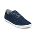 Boxfresh Men's Stern Flecked Mesh Low Top Trainers - Navy/Grey: Image 4