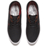 Boxfresh Men's Stern Waxed Canvas Low Top Trainers - Black/Red Chilli: Image 2