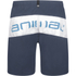 Animal Men's Banta Elasticated Waist Swim Shorts - Indigo Blue: Image 2