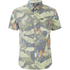 Animal Men's Parana All Over Print Short Sleeve Shirt - Green: Image 1