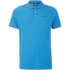 Animal Men's Pique Polo Shirt - Kingfisher Blue: Image 1