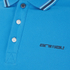 Animal Men's Pique Polo Shirt - Kingfisher Blue: Image 3