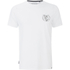 Animal Men's Mexican Back Print T-Shirt - White: Image 1