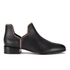 Senso Women's Bailey VIII Leather Ankle Boots - Ebony: Image 1