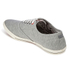 Jack & Jones Men's Spider Canvas Pumps - Light Grey Melange: Image 5