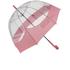 Hunter Women's Original Moustache Bubble Umbrella - Rhodonite Pink: Image 1