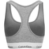 Calvin Klein Women's Modern Cotton Bralette - Grey Heather: Image 2