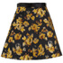 Sportmax Code Women's Eva Skirt - Yellow: Image 1