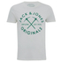 Jack & Jones Men's Axe T-Shirt - White: Image 1