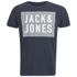 Jack & Jones Men's Rider T-Shirt - Navy Blazer: Image 1