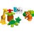 LEGO DUPLO: Jungtiere (10801): Image 2