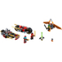 LEGO Ninjago: Ninja motorachtervolging (70600): Image 2